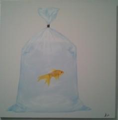 Butterbread. 2012. 30x30