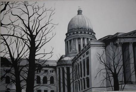 Capitol. 20015. 24x36