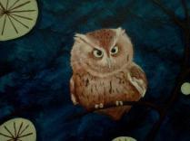 Java Bird (close up) 2012. 16x20