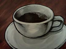 SF Kaffee. 2012. 18x14