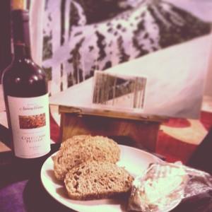 artist dinner
