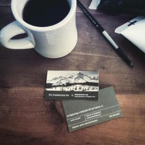 New Business Cards? check.